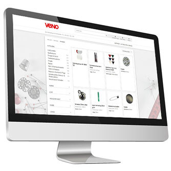 40709999ac4460 Großhandel für Kurzwaren, Zubehör & modische Trends - VENO
